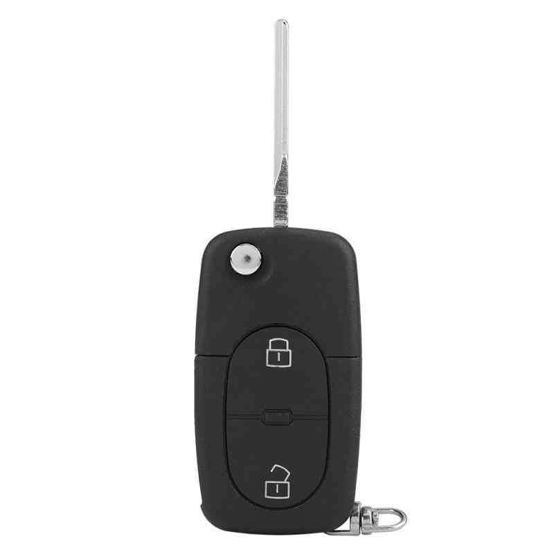 1J0959753A 2 Автомобиля Кнопки Дистанционного Управление ключ 434 МГц ID48 чип передатчик для VW Passat Golf MK4 автомобильный дистанционный передатчик ключ
