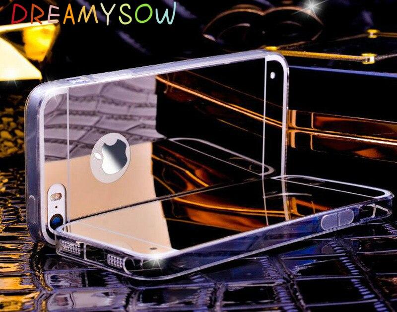 espelho-phone-cases-para-iphone-5-5s-5se-6-6-s-6-mais-7-plus-ultra-slim-flexivel-tpu-macio-anti-skid-capa-de-luxo-que-bling-casos