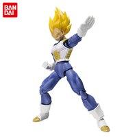 Sale Dragon Ball Z Original BANDAI Tamashii Nations S.H.Figuarts / SHF Exclusive Action Figure Vegeta Premium Color Edition