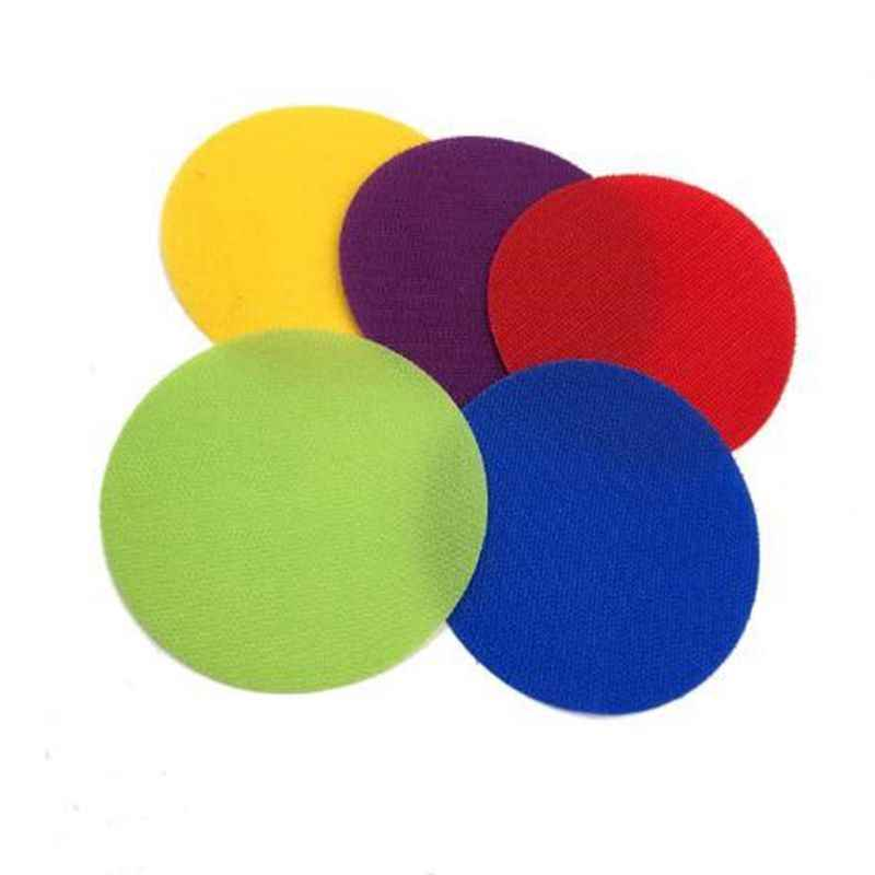 30X Easy Round Carpet Marker Spot Sit Markers For Classroom  Teach Tools