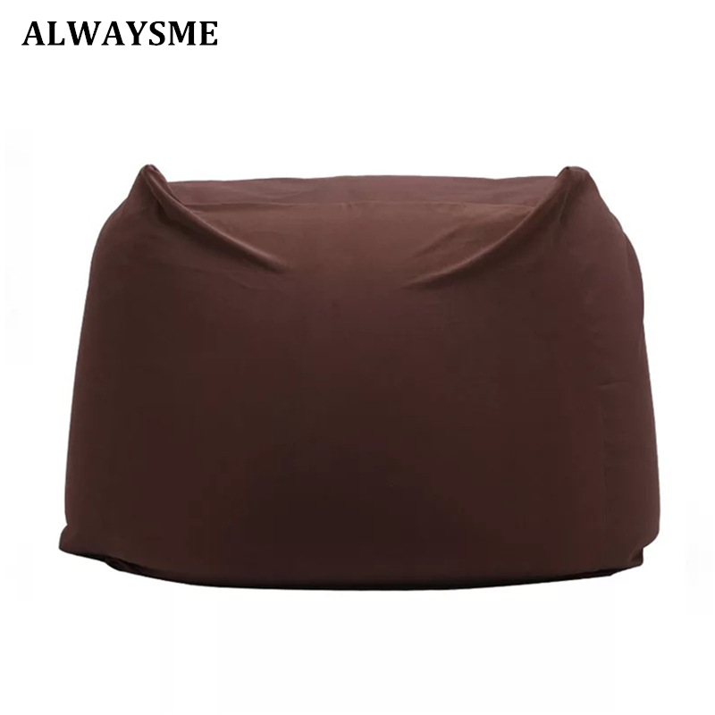 Awe Inspiring Us 12 5 Alwaysme Baby Children Bean Bag Chair In Sand Dune Machine Washable Cover Cozy Lounger Bed For Adult Without Anything Filling In Bean Bag Inzonedesignstudio Interior Chair Design Inzonedesignstudiocom