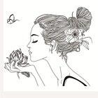 flower girl Exquisit...
