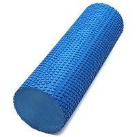 45cm x15cm EVA Foam Yoga Roller Blocks Fitness Gym Yoga Pilates Massage Pilate Sport Round Foam Roller For Bodybuilding