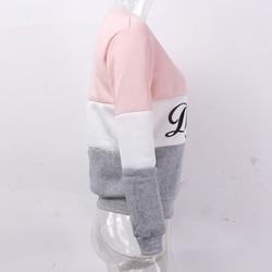 Fashion Different Print Hoodies Women Fleece Pullover Sweatshirt Women Casual Clothes Streetwear Harajuku Hoodie sudadera mujer 5