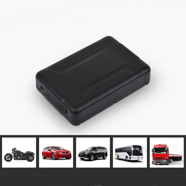 US $25 27 30% OFF|Waterproof Strong Magnet Car GPS Tracker WT07 Locator  Vibration Low Power Motion GEO fence Alarms Free App Sound Monitor  Record-in