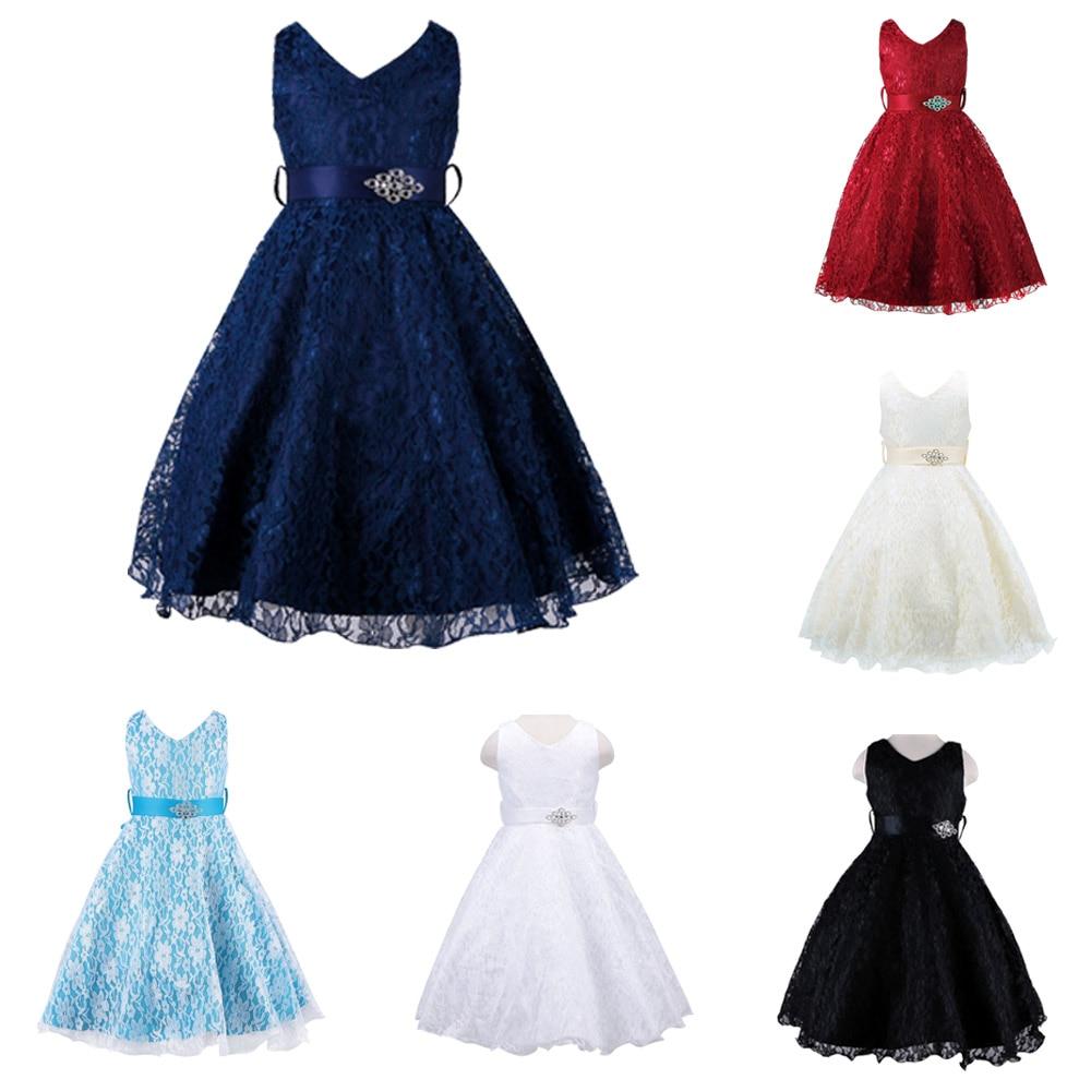 Fete Party Dress Rochii Copii 2018 Designer Copii Adolescenți Prom - Costume carnaval