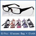 Mais novo Não-Graus Olho Óculos de Proteção Resistentes À Radiação Anti-fadiga Óculos de Computador para Homens Mulheres Vestindo