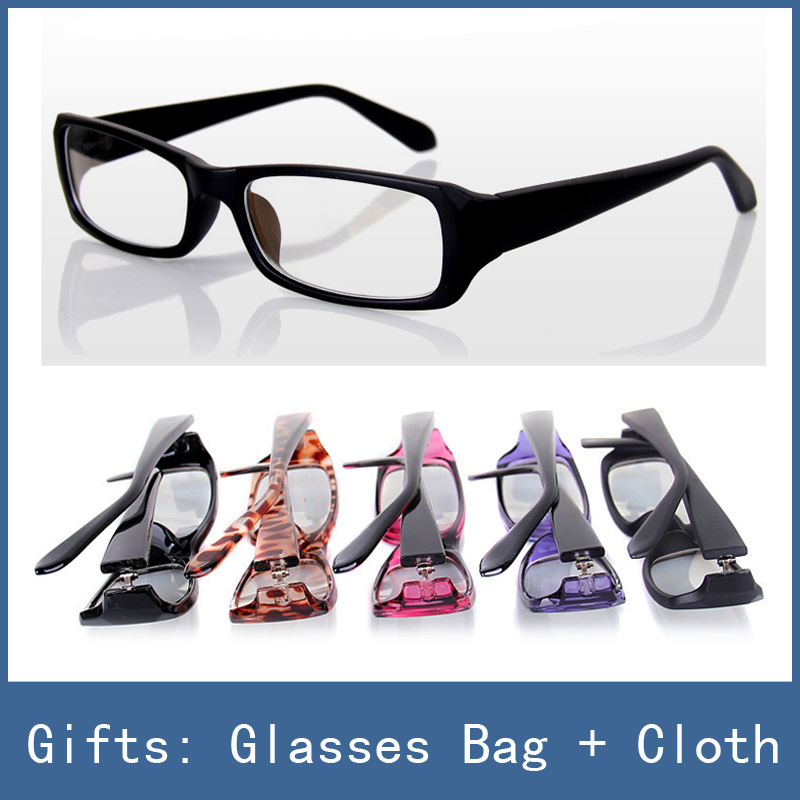 Newest No-Degrees Anti-fatigue Eye Protective Safety Goggles Radiation Resistant Computer Glasses for Men Women Wearing computer fatigue eyestrain reducing desktop decoration rabbit