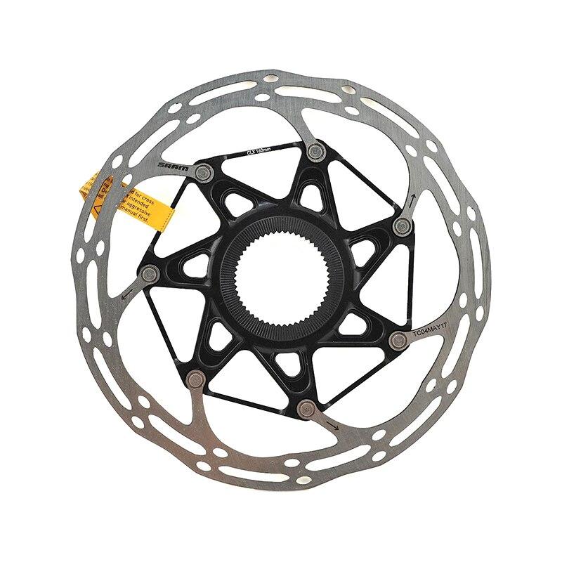 SRAM CenterLine Center-Lock Disc Brake Rotor 140mm with Rounded Edge Road MTB