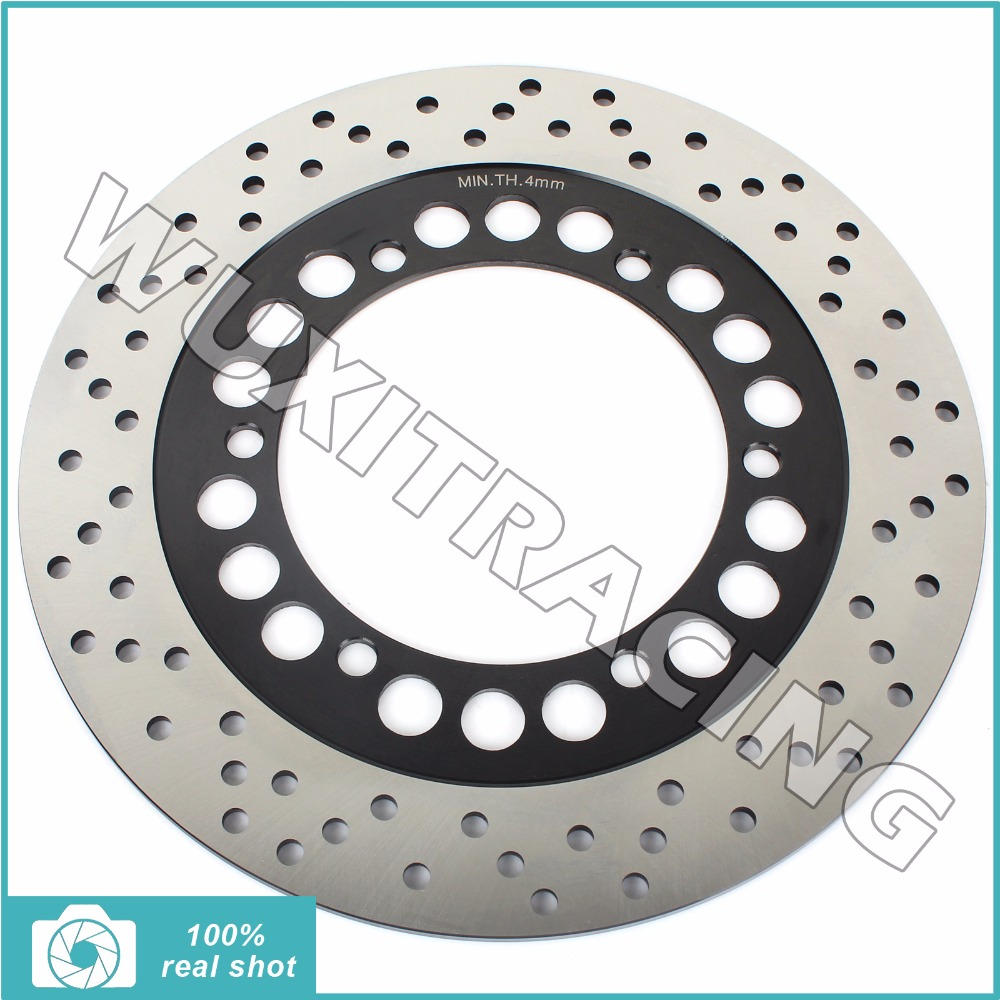 Rear Brake Discs Rotors for KAWASAKI GTR 1000 86 87 88 89 90 91 92 93 94 95 96 97 98 99 00 01 02 03 04 05 ZG 1000 Concours 2006 nikko машина nissan skyline gtr r34 street warriors 1 10 901584 в перми