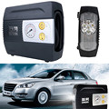Universal Portable High Quality 100PSI Vehicle Car Tire Inflator Air Compressor Pump with LED Light
