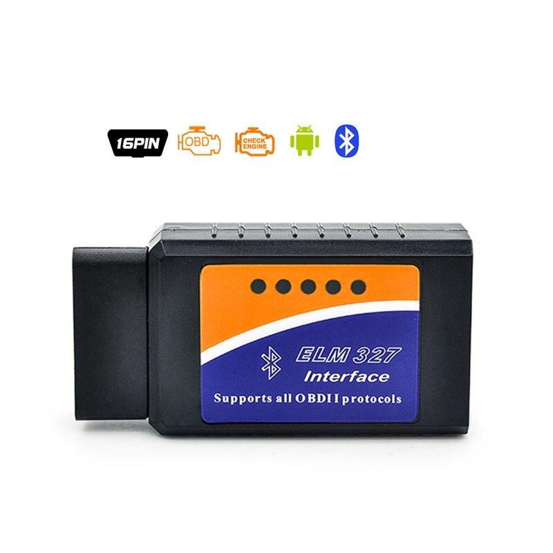 Prix pour Belico V1.5 ELM327 WIFI/Bluetooth OBD2 OBDII Outil De Diagnostic ELM 327 PIC18F25K80 Wifi Sans Fil pour Android/IOS Code lecteur