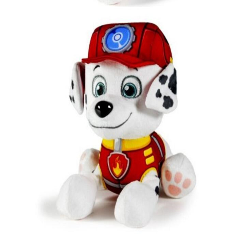 High quality Dalmatians Marshall Toy doll dog Plush toys for baby 20cm Soft bauble birthday present&children's gift 6pcs plants vs zombies plush toys 30cm plush game toy for children birthday gift