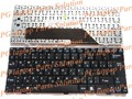 New Russian RU keyboard for MSI U100 U100X U110 U115 U123 U120 U90 U90X U9 U10 Black