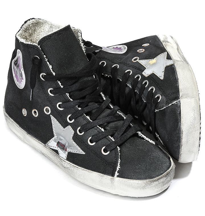 e2efaaa1ed43 hot Golden Goose women mens catwalk SUPER STAR GGDB SSTAR francy RAP canvas  shoes Leather Breathable Five pointed star sneakers-in Fitness   Cross- training ...