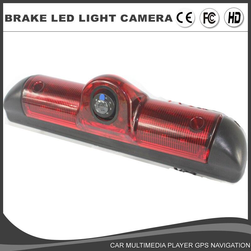 imágenes para Luz de Freno del Revés del coche de La Cámara HD Cámara de Visión Trasera para Citroen JUMPER III FIAT DUCATO X250 PEUGEOT BOXER III de Estacionamiento de Copia de seguridad