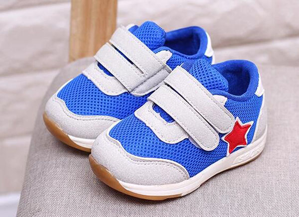 baby boys sneakers running shoes girls sport shoes purple star shoes zapato 17 new chaussure bebe sapatos SandQ baby fashion 3
