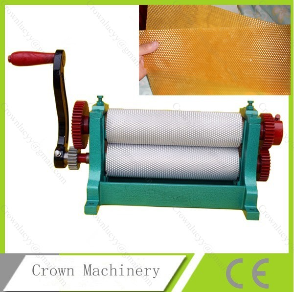 86 310mm Beeswax stamping machine