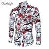 2016 Brand New Flora Men Shirt Men S Fashion Dress Shirts Casual Long Sleeve Business Formal
