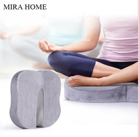 Orthopedic Comfortable Corrects Postures 3D Mesh Cover Memory Foam Coccyx Wheelchair Sofa Chair Car Outdoor Seat