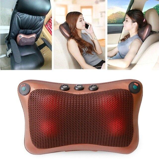 Výsledok vyhľadávania obrázkov pre dopyt car and home massage pillow