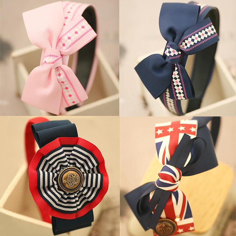 British Style Rhombus Plaid Bow Hair Bands For Kids The Union Flag Large  Bow Headband For Teen Girls Hair Accessories. Online Get Cheap Teen Accessories  Aliexpress com   Alibaba Group