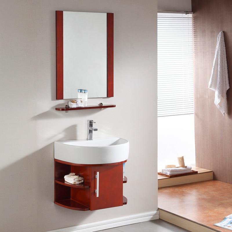 Goods brought cabinet wood bathroom cabinet bathroom cabinet wash ...