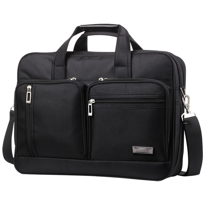 14/15.6/17 Inches Briefcases Business Men bag Oxford briefcases laptop computer bags Mens handbags laptop bag