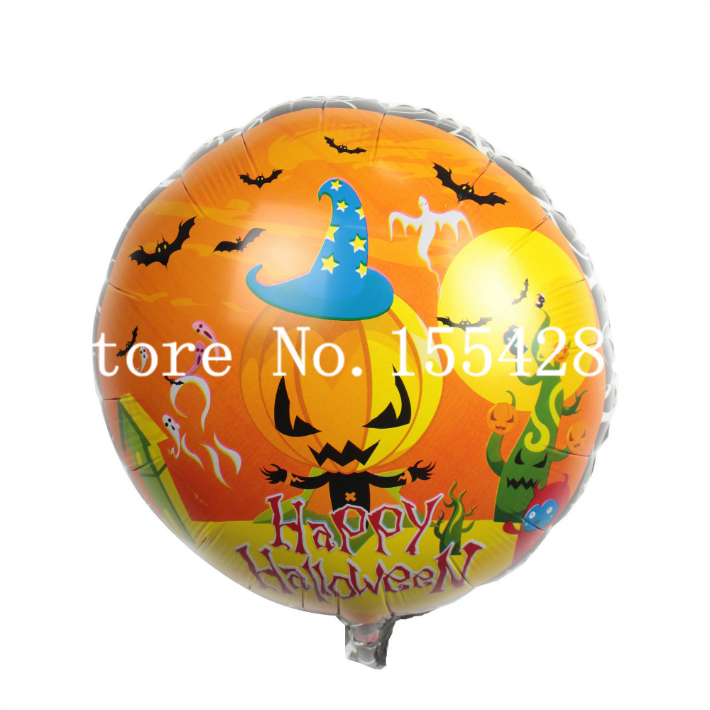 Popular Halloween Decoration Inflatable Pumpkin Ball-Buy Cheap ...