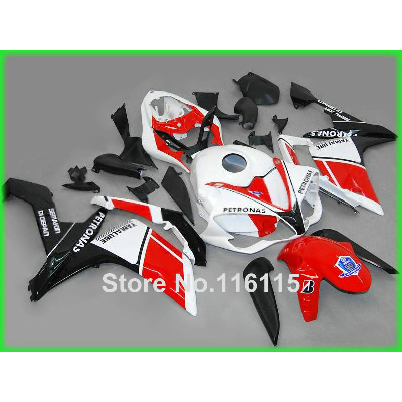 Injection molding fairing kit fit for YAMAHA YZF R1 2007 2008 YZF-R1 07 08 red white black custom fairings set OX97 injection molding motorcycle parts for yamaha yzf r1 2007 2008 fairings set yzf r1 07 08 all matte silver abs fairing kit qz54