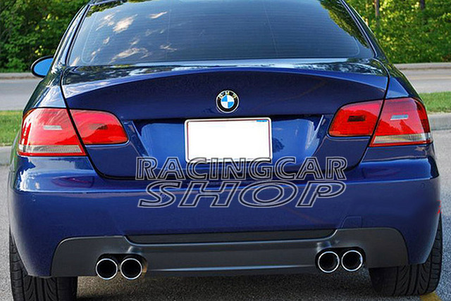 UNPAINTED CSL Style Rear Boot Trunk For BMW 3 Series E92 Coupe 320 328 335