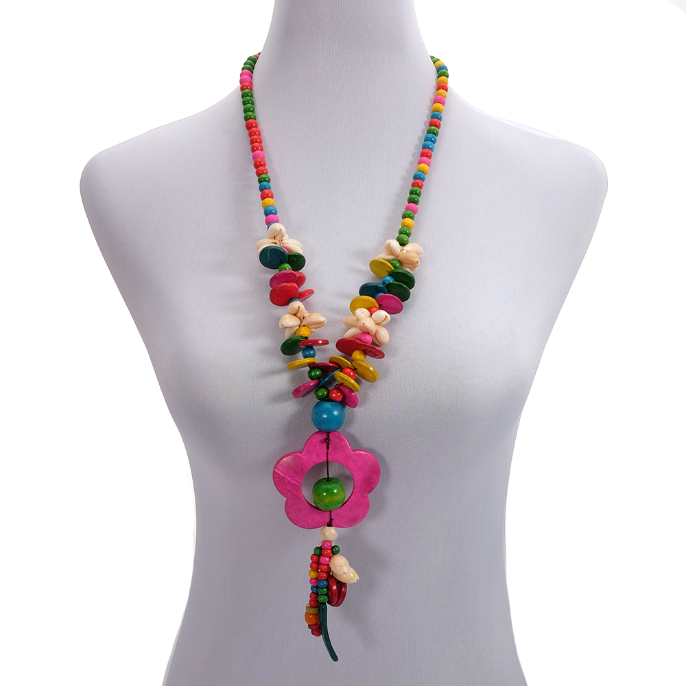 Wholesale Bohemian Jewelry Coin Sweater Long Chain