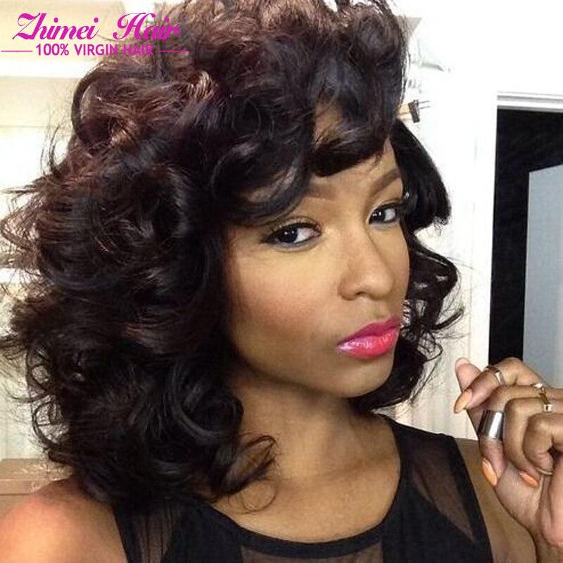 Unprocessed Aunty Fummi Human Hair 3 PcsLot7a Grade