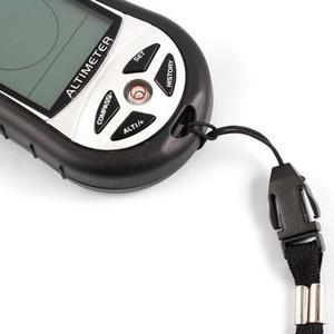 Image 4 - 8 в 1 Ручной Электронный навигационный Gps компас, датчик высоты, термометр, телефон без батарей