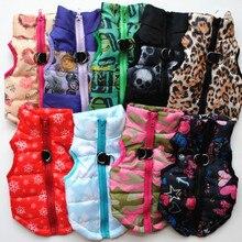 Теплая одежда для собак, ветрозащитная куртка для собак, одежда для щенков, мягкий жилет, одежда для собак, зимняя одежда для домашних животных