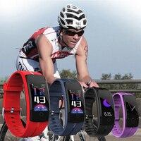 Timethinker QS100 Bluetooth Smart Bracelet Wristband GPS Pedometer Fitness Tracker 0.96Smart band Heart Rate Monitor