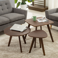 Fashion Simple Modern Solid Wood Small Coffee Table Living Room Coffee Table Wholesale Japanese Mini Small