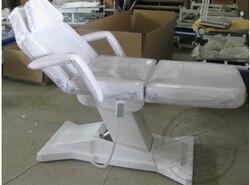 الجملة كرسي العناية بالجمال الكهربائية. حقن الجسم الطبي قاعدة بلاستيكية. سرير التدليك