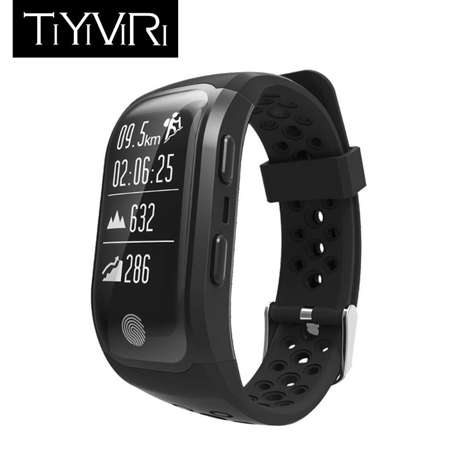 Fitness bracelet gps smart bracelet ip68 fitness tracker heart rate Sports Wristband Multiple sports Call Reminder S908 Smartba цена