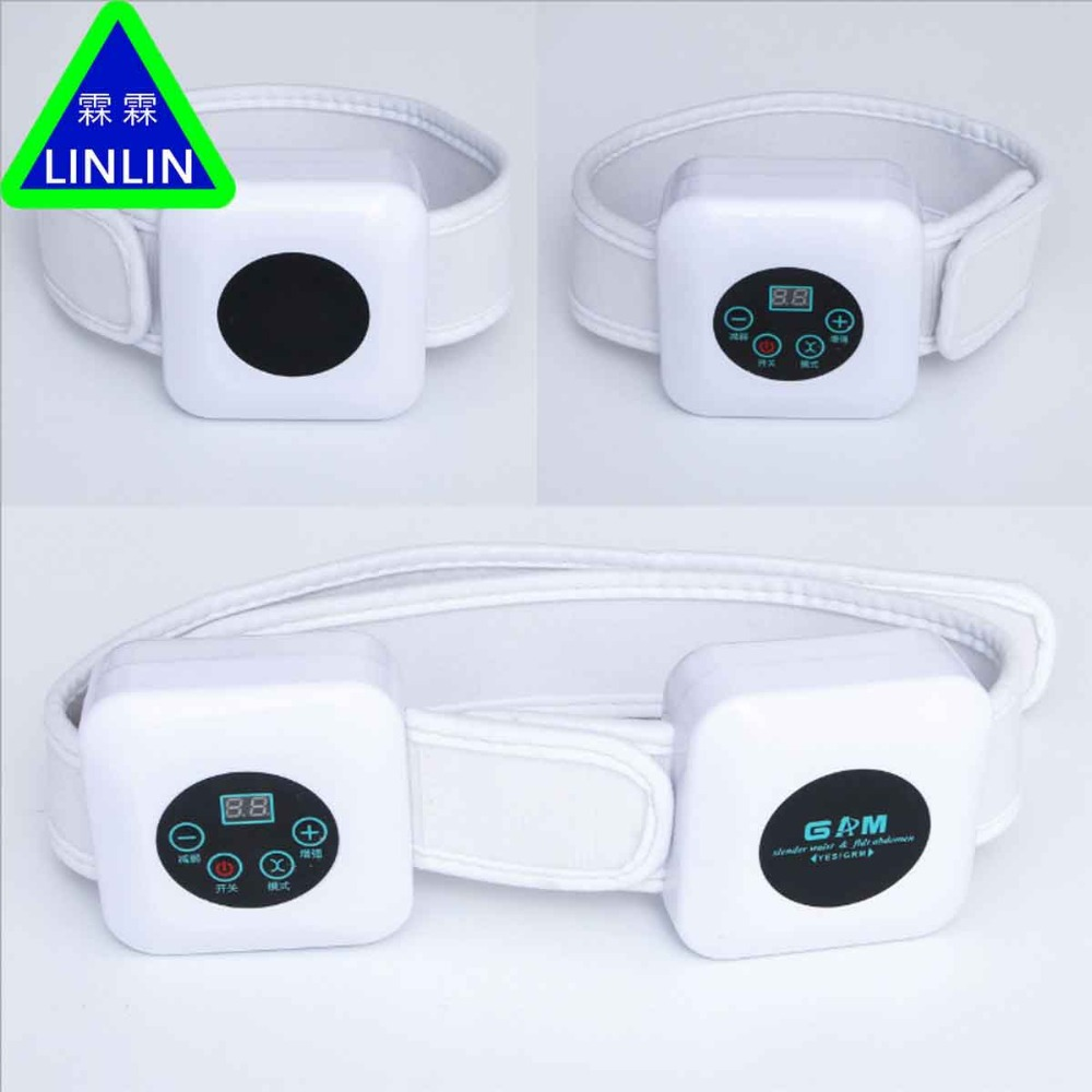 LINLIN Separate grease throwing machine  Chattering machine  Flung fat belt  Electronic massage belt