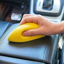 Автомобильное кожаное сиденье Чистящая Щетка для машины войлочный