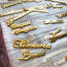 Personalized Name Necklace,Custom Name Necklace, Custom Jewelry, Custom Necklace, Necklace Women, Customized Gift for Her