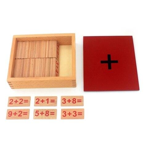 montessori auxiliares de ensino brinquedos madeira
