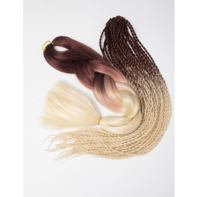 Qp Senegalese pre twist crocheted hair extension