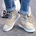 2017 New Spring Autumn High Top Ankle Boots luxury brand 750 masculino esportivo Casual flats for couple Lover Shoes