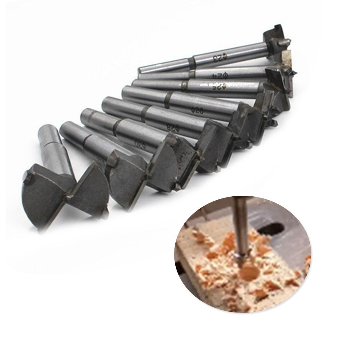 16 teile/satz Holzbearbeitung Loch Cutter Bit Hartmetall Bohrer 15 35mm Bohrer Set Flache Holz Bohren bits-in Bohrkronen aus Werkzeug bei AliExpress - 11.11_Doppel-11Tag der Singles 1