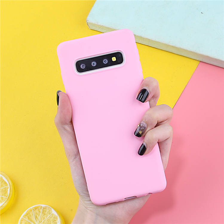 Image 4 - Case For Samsung Galaxy A7 2018 Cases Luxury TPU Cover For Samsung Galaxy A5 A3 A8 S10 S10E S10 S8 S9Plus J4 J6 2018 Plus Candy-in Fitted Cases from Cellphones & Telecommunications