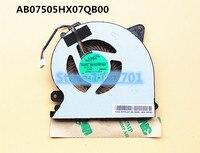 New Original Laptop/Notebook CPU Cooling Fan For Gigabyte U2440 Akoya S4216 13N0 9ZP0J01 AB07505HX07QB00 0B34EB