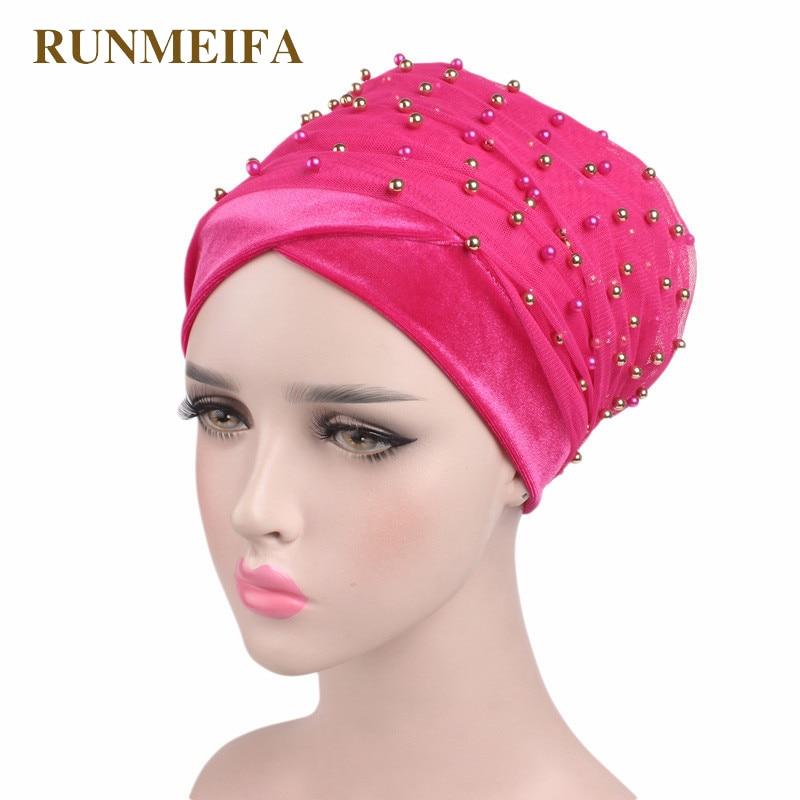 New design Muslim Skullies scarf cap for women Women's Scarf