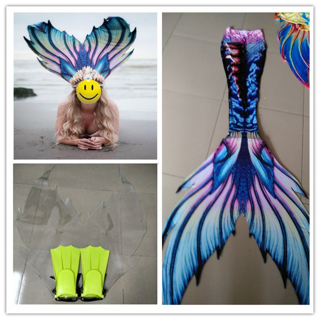 New Customized Adults Mermaid Tail for Swimming Ariel Costume Cosplay Kids Mermaid Tails Girls Swimsuit Zeemeerminstaart Monofin 2pcs set swimmable baby kids mermaid tail cosplay costume kids ariel fancy dress for girls swim bikini set zeemeerminstaart met